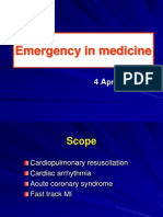Emergency in Medicine 2012