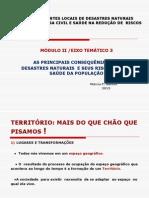 Eixo Temático 3 Profª. Márcia P Santos