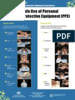 week 4 safe-use-ppe-poster