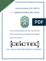 Puerto Serial Con Matlab y PIC 16F877A