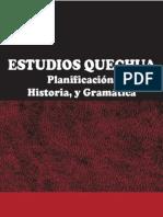Planificación, Historia y Gramática Quechua
