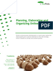 Planning, Elaborating and Organizing online content (TreeWorks white paper)