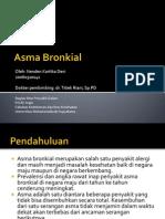 Refrat Asma Bronkial