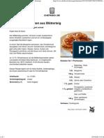 Chefkoch.de Rezept_ Mini - Snack - Pizzen aus Blätterteig