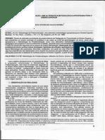 METODOLOGIA DA PROBLEMATIZAÇÃO- UMA ALTERNATIVA METODOLÓGICA APROPRIADA PARA O ENSINO SUPERIOR .