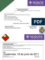 Certificados de Cahorros