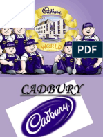 Final Cadbury Ppt