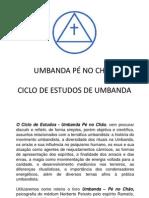 Estudo de Umbanda II