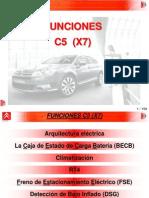 Funciones C5 (X7)