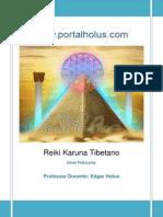 Reiki Karuna Tibetano - Praticante