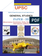 Governance, Constitution, Polity, Social Justice and International Relations Content