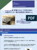 「調査を監視・評価するという市民の試み:沖縄市サッカー場汚染調査の事例から」