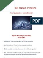 Teoria Del Campo Cristalino