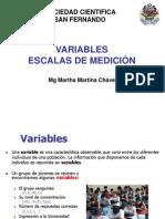 Medicion de Variables