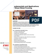 Sheet Metal Forming Brochure Doc