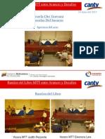 Bautizo Libro MTT Carabobo