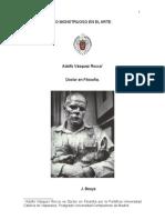 Arte y Transgresion Dr. Adolfo Vásquez Rocca
