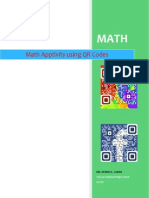 math apptivity using qr codes
