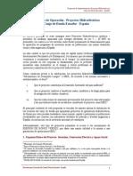Esquema Canje Deuda MDL Proyectos Hidroenergeticos España y Ecuador