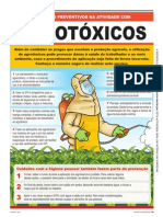 PROTEGILDO ATIVIDADES AGROTOXICOS