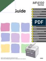 MF4120 Manual Utilizare
