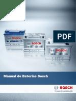 Baterías Manual