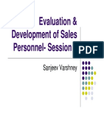Evaluating Sales Performance [Compatibility Mode]
