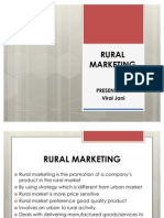 47537967 Rural Marketing Ppt