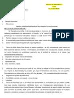 Examen General de Heces - Diagnostico parasitológico