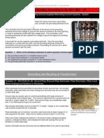 Grounding and Bonding According to the 2011 NEC - UT