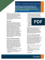 Tan 6 Applications of Network Identifiers v3 31jan2012