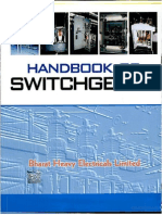 Bhel - Handbook of Switchgears