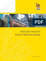 BCSA Guide to the Erection of Multi-Storey Buildings