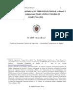 Vasquez Rocca, Adolfo _ Sloterdijk Normas y Disturbios en El Parque Humano o La Crisis Del Humanismo