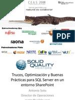 Trucos, Optimización y Buenas Prácticas para SQL
