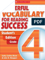 Powerful.vocabulary.for.Reading.success Student's.edition Grade.4 204p