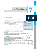 Cube & Cube Roots107