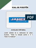 Empresa Jaher Mini Manual