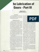 Gear Lubrication 3