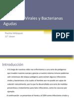 Infecciones Virales y Bacteriales Agudas