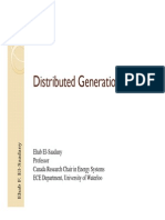 distributed conected generation