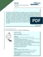 N1-Cas Clinique Syndrome Metabolique