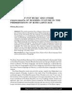 Komi Language Preservation