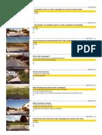 correcçao das escolhas multiplas para exames de codigo! resoluçao feita a partir das respectivas questoes publicadas pelo IMTT.