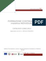 Catalogo Fci 2013