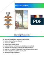 Well Control for drilling engineers