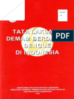 Tatalaksana DBD Indonesia