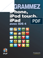 27246 Programmez Pour iPhone iPod Touch iPad 9782744041686