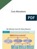 Cost Allocation in General