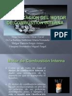 Clasificación del motor de combustión interna